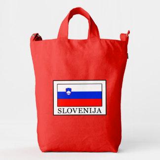 Slovenija Bolsa De Lona Duck