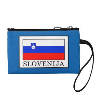 Slovenija Coin Purse