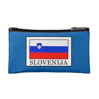 Slovenija Makeup Bag