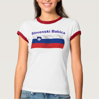 Slovenski Babica (Grandma) Shirt