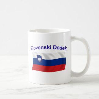 Slovenski Dedek (abuelo) Taza