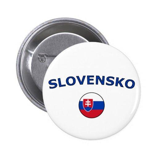 Slovensko Button