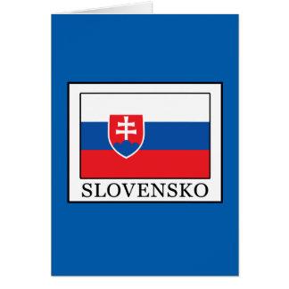 Slovensko Card