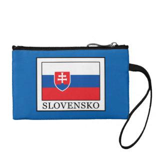 Slovensko Change Purse