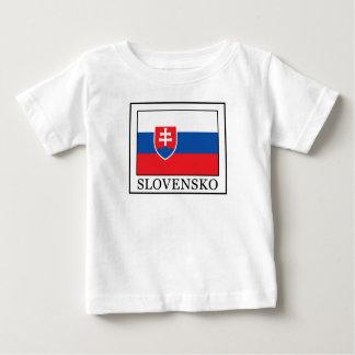 Slovensko Infant T-shirt
