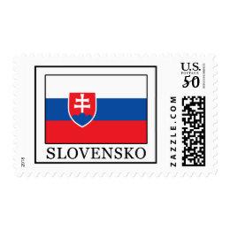 Slovensko Postage