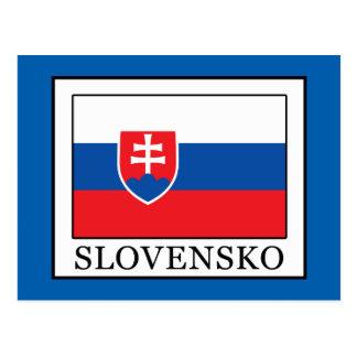Slovensko Postcard