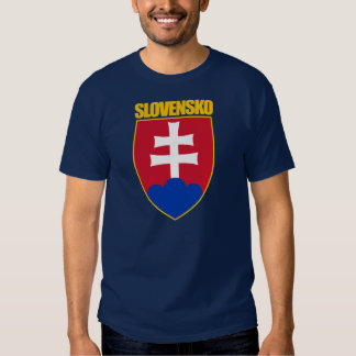 Slovensko/Slovakia COA T Shirt