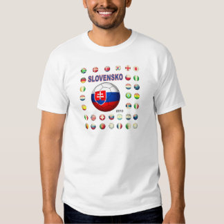 Slovensko T-Shirt D7