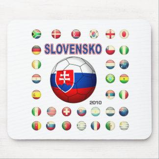 Slovensko T-Shirt D7 Mouse Pad