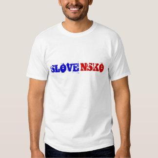 Slovensko Tee Shirt