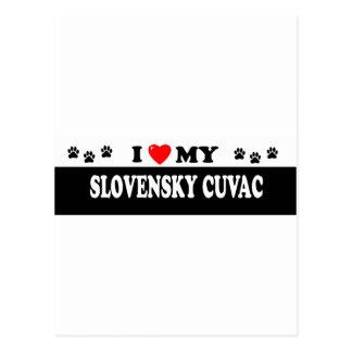 SLOVENSKY CUVAC POST CARD