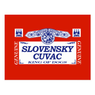 Slovensky Cuvac Post Cards