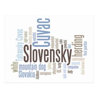 Slovensky Cuvac Postcards
