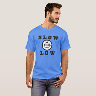 Slow and Low Metal Detecting Tshirt