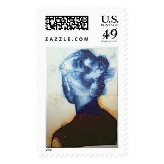 Slow Breathing 2004 Postage Stamp