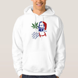 slow burning hoodie