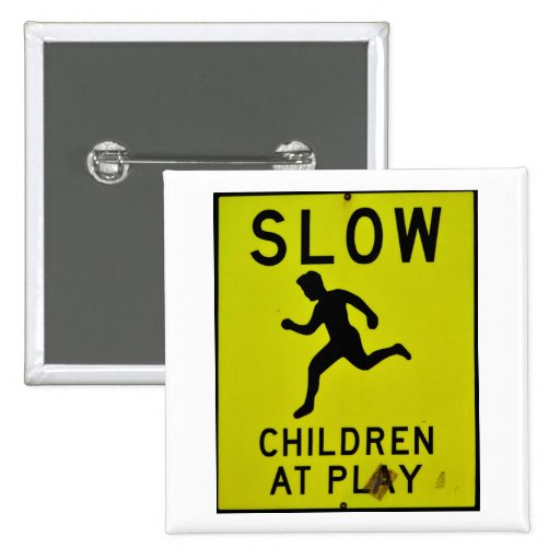 Slow Children at Play Button