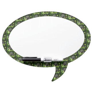 Slow Commando - Army Turtle Dry Erase Whiteboard