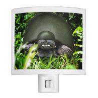 Slow Commando - Army Turtle Night Lite
