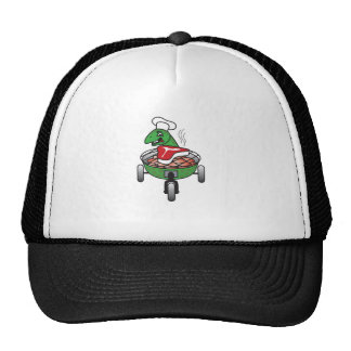 Slow Cook BBQ Trucker Hat