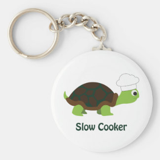 Slow Cooker Keychain
