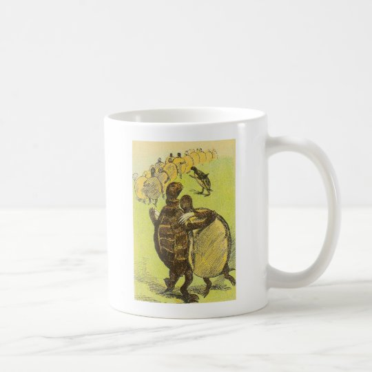 Slow Dance Turtles Coffee Mug