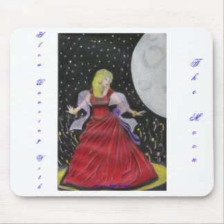 Slow Dancing With The Moon Mouse Pad