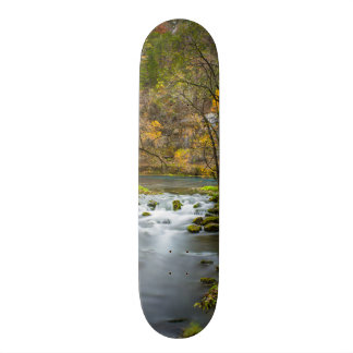 Slow Down At Alley Skateboard Deck