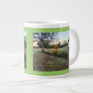 slow Down Jumbo Mug