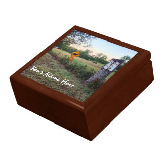Slow Down Personalized Lg. Gift Box