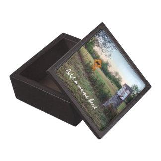 Slow Down Personalized Premium Gift Box
