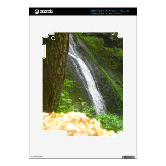 Slow Falls Decals For iPad 3