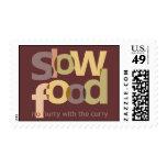 Slow Food Postage