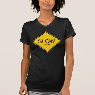 Slow-food T Shirt