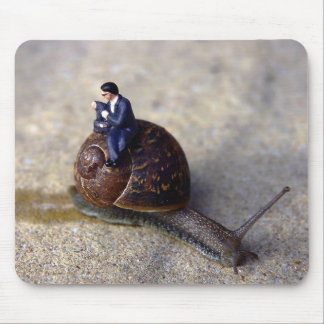 Slow Journey Mouse Pad