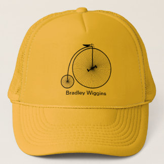 Slow Living Trucker Hat