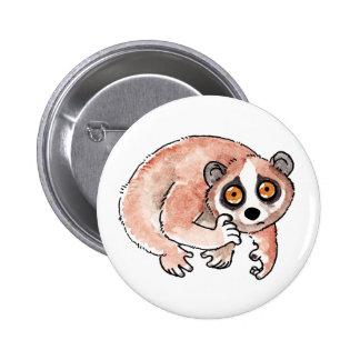 Slow Loris Button