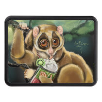 Slow Loris Smoothie Hitch Cover