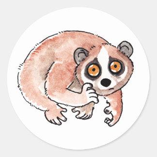 Slow Loris Stickers