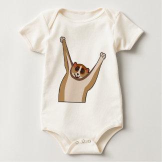 Slow Loris Tickle 1 Baby Bodysuit