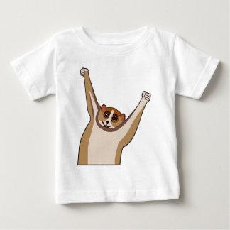 Slow Loris Tickle 1 Baby T-Shirt