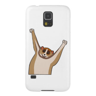 Slow Loris Tickle 1 Galaxy S5 Covers