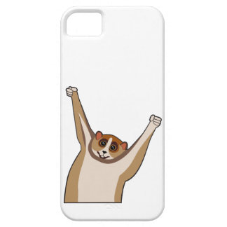 Slow Loris Tickle 1 iPhone 5 Cover