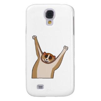 Slow Loris Tickle 1 Samsung Galaxy S4 Covers