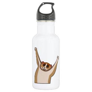 Slow Loris Tickle 1 18oz Water Bottle