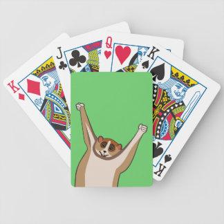 Slow Loris Tickle 1 Poker Deck