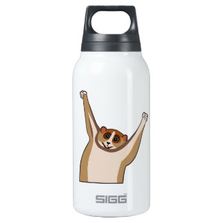 Slow Loris Tickle 1 10 Oz Insulated SIGG Thermos Water Bottle