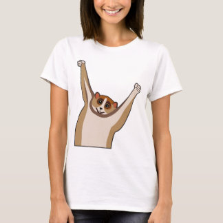 Slow Loris Tickle 1 T-Shirt