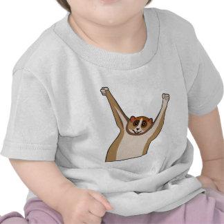 Slow Loris Tickle 1 Tshirt